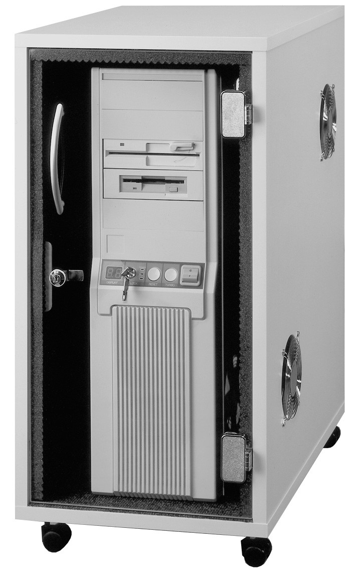 """CPU - Container Lärmschutz """"Standard"""" 260 x 570 x 630"""