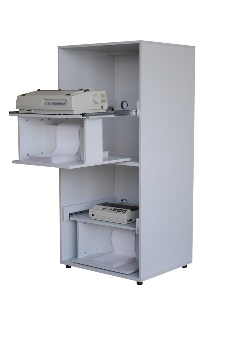 Doppeldruckerschrank DDS 2000 - 300 Offen