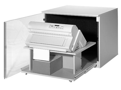 Einfachdruckerschrank EDS 1000 Staub