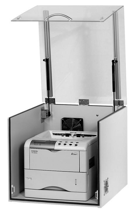 Toner-Staubschutzgehäuse für Laserdrucker 660 x 700 x 460